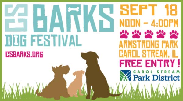 CSBarks Dog Festival