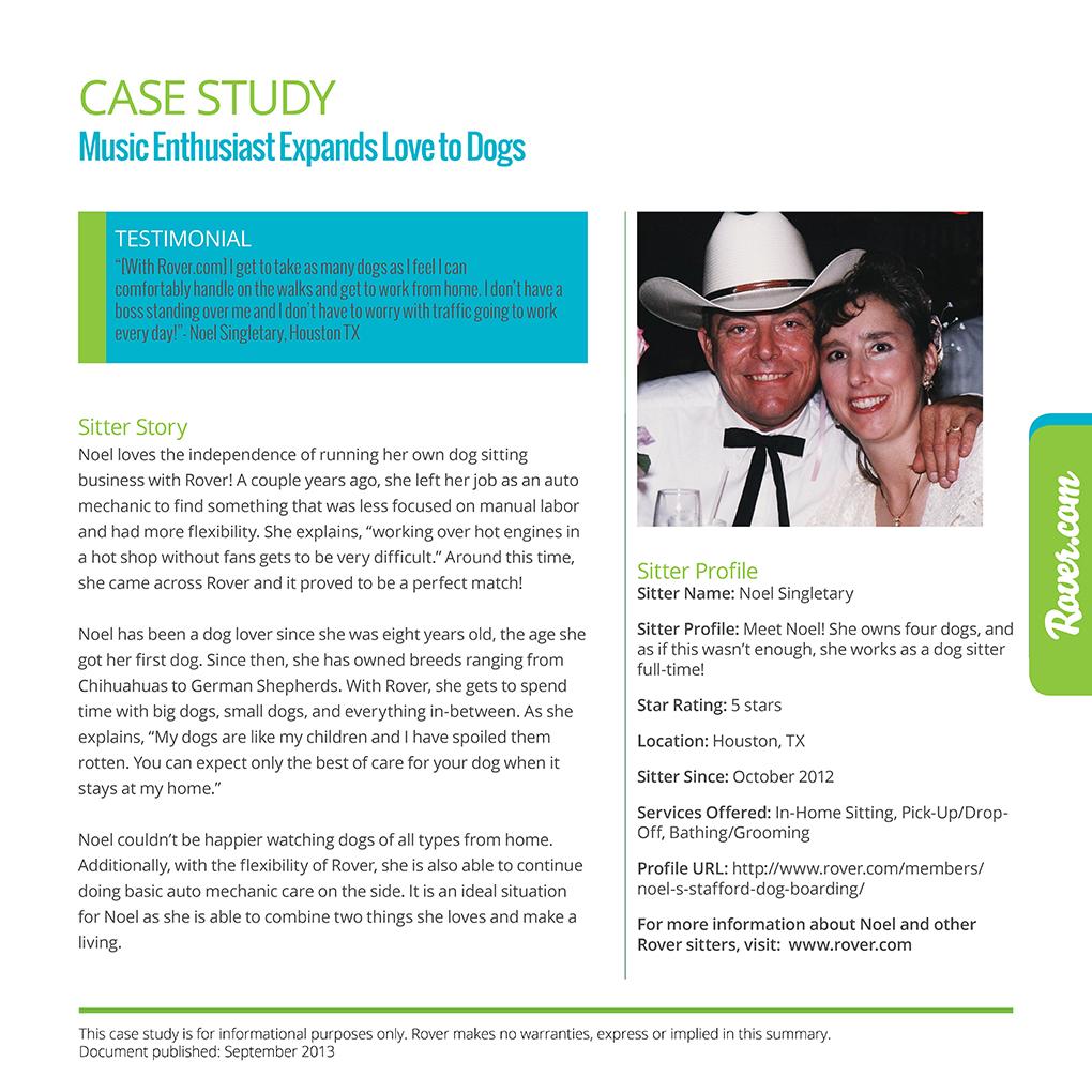 Noel S Houston Testimonial