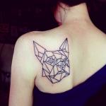 Rover.com blog: Boston Terrier tattoo