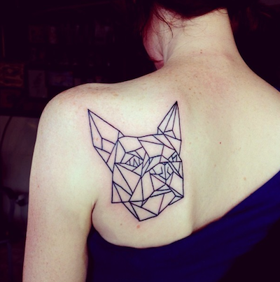 Rover.com blog: Dog tattoos that put the love of dogs on bold display