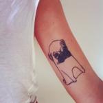 Rover.com blog: Puggle tattoo