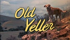 Old Yeller poster - Does the Dog Die?