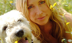 Heather Mills, Celeb Dog Lover