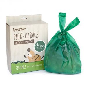 Zippy Paws Pick-Up Bags - dog poop bags