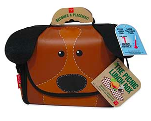 Neat oh dog lunch box - cute lunch boxes