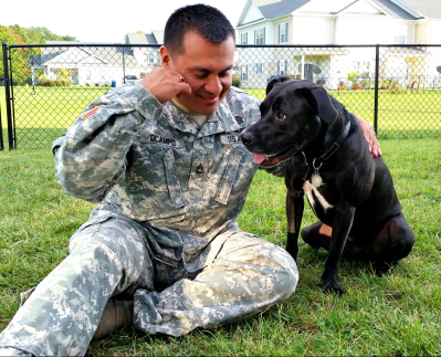 Pets for Patriots Pairs Veterans with Rescue Dogs—and Saves Lives