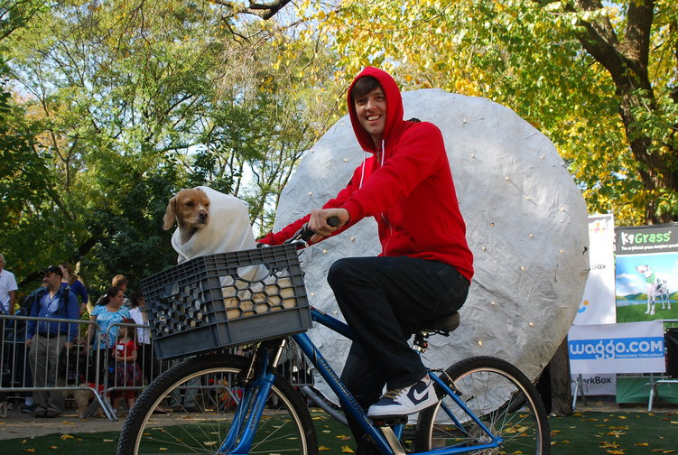 ET dog costume