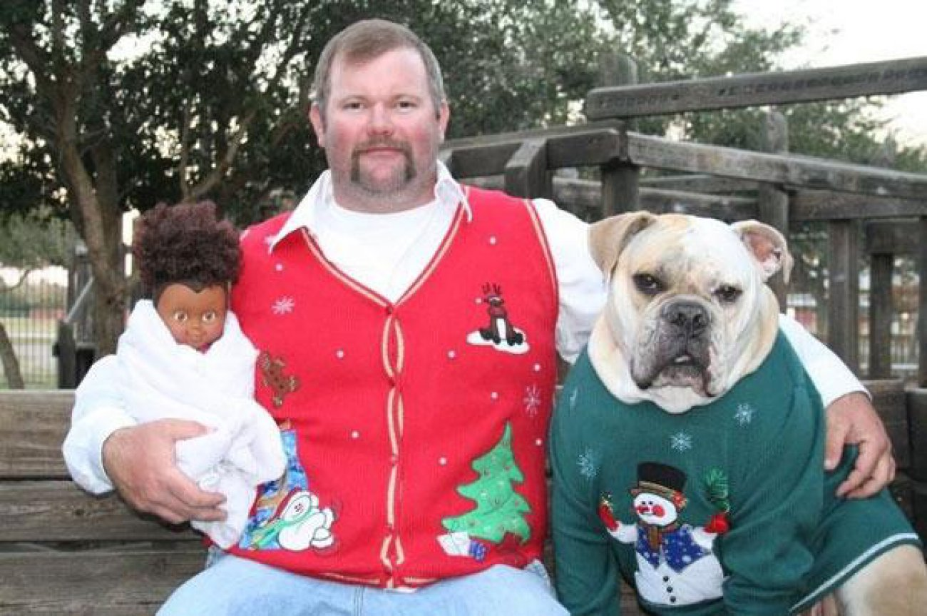 9 Insanely Funny Dog Christmas Card Fails (and 1 Perfect One) | The ...
