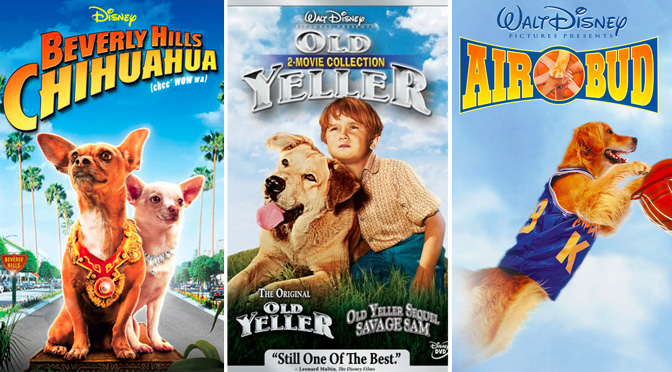 beverly hills chihuahua old yeller air bud fmk