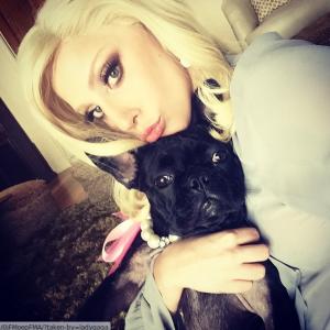 Instagram/ladygaga