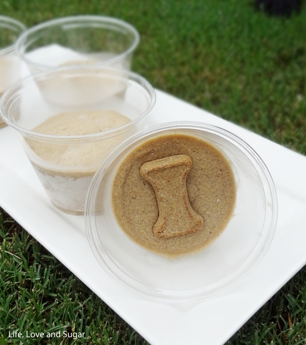http://www.lifeloveandsugar.com/2013/07/17/2-ingredient-frozen-peanut-butter-banana-dog-treats-2/