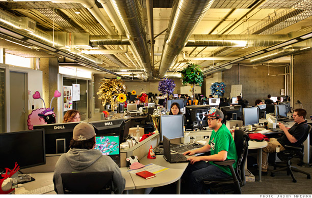 12 Top Dog Friendly Offices Around The Country Rover Blog
