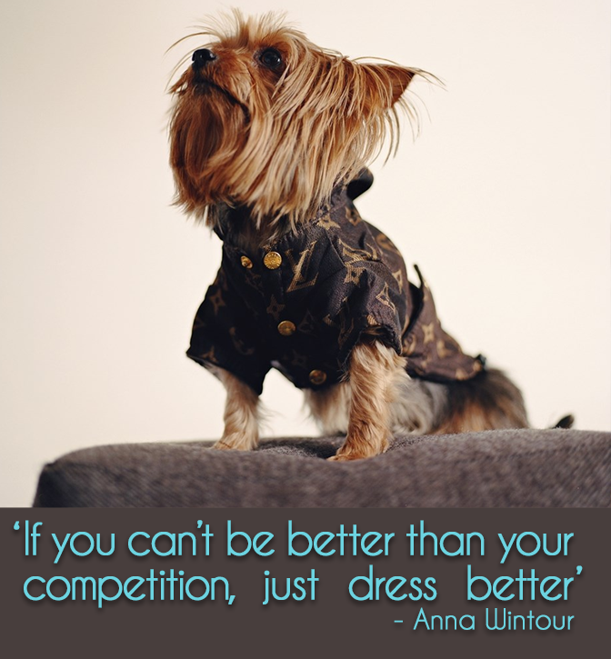 anna wintour style quote competition