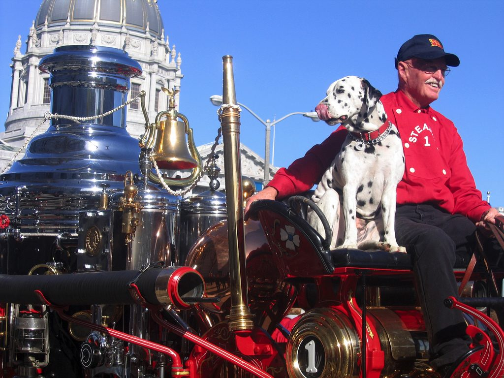 Old-fashioned engine dog via flickr/candiedwomanire