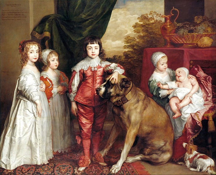 Anthony_van_Dyck_-_Five_Eldest_Children_of_Charles_II