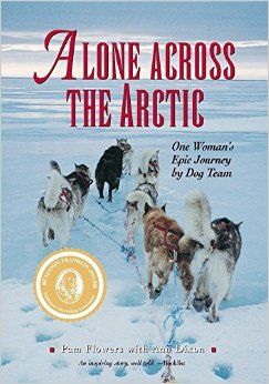 alone across the arctic pam flowers