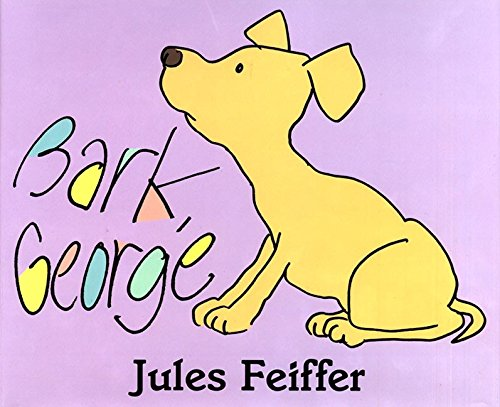 bark, george jules feiffer cover