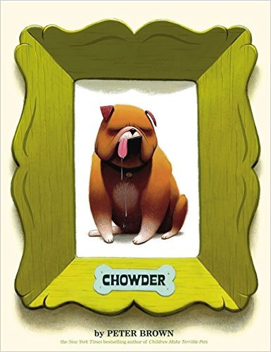 chowder by peter brown cover