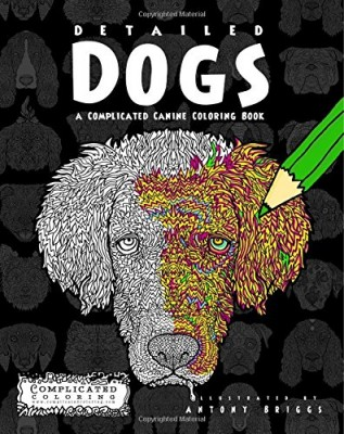 Detailed Dogs, $9.99