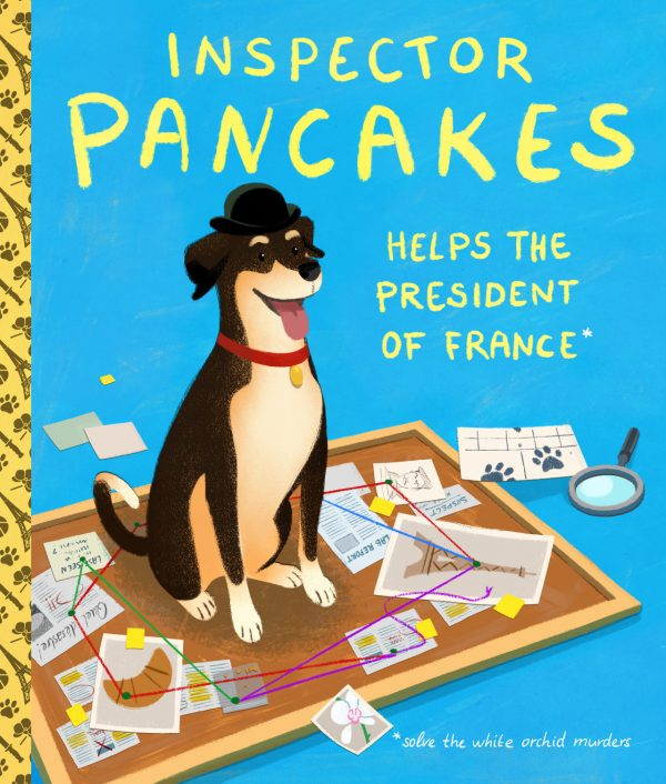 inspector pancakes front cover