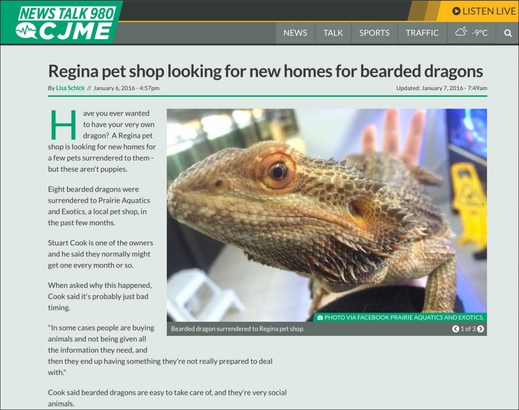 Regina Pet Shop