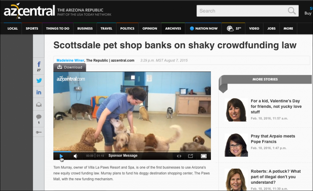 Scottsdale Pet Shop