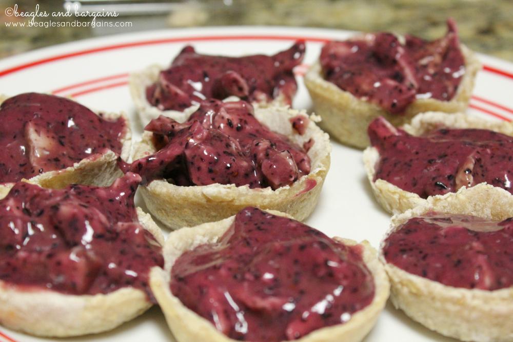 blueberrychicken pies