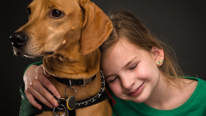 girl-with-dog-