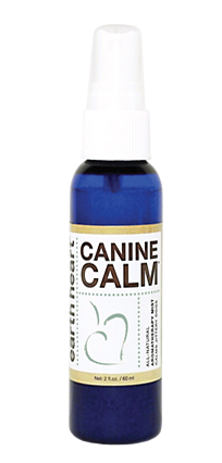 canine calm earth heart inc