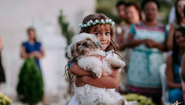 If Your Dog is in Your Wedding, This is the One Thing You Can't Forget