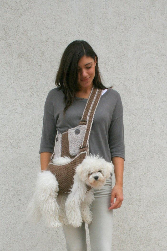 12 really weird dog accessories we can 39 t believe exist the dog people by - Pattern for dog carrier sling ...
