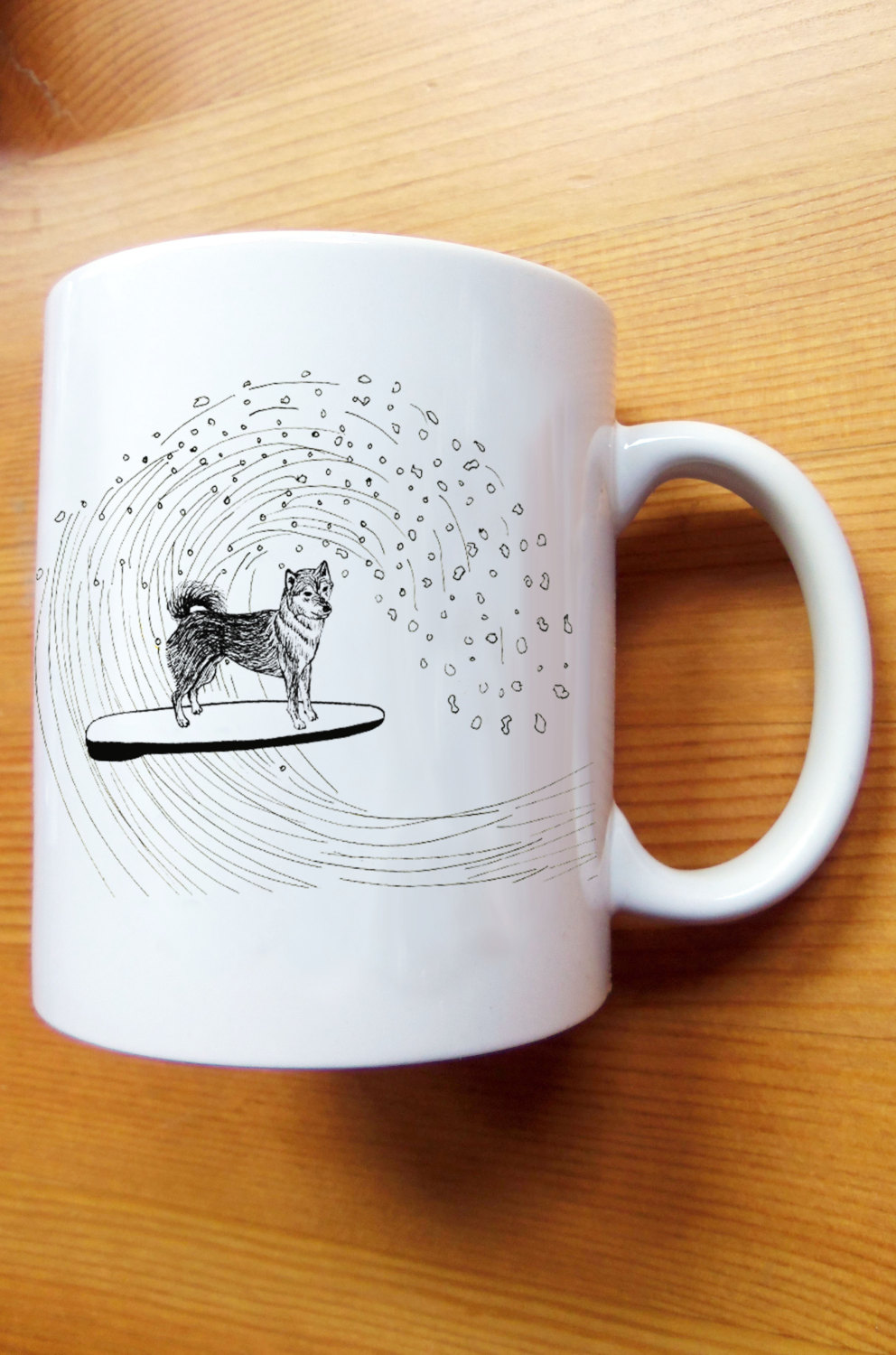 cool dog accessories shiba inu etsy mug