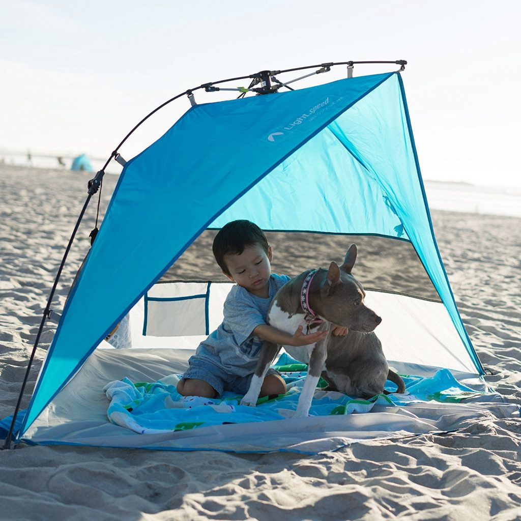 Any time you take your dog out in the sun for an extended period of time itu0027s important to provide opportunities for shady naps and hydration. The beach ... : beach tent for dogs - memphite.com