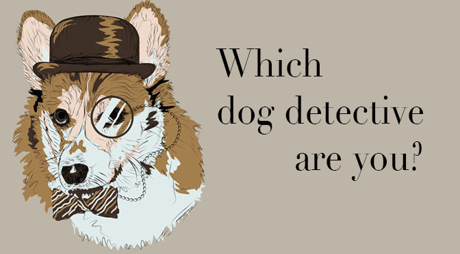 which dog detective are you quiz