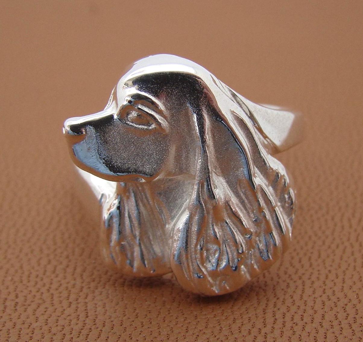 Shetland Sheep Select Gifts I Love My Dog Gold-Tone Cufflinks