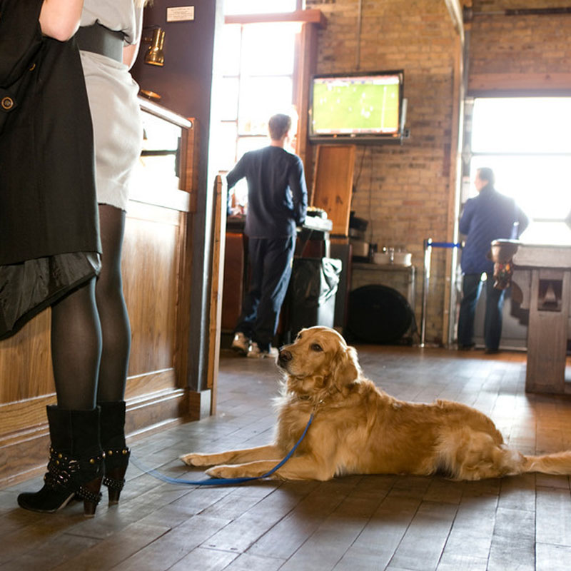 Photo via The Iron Horse Hotel.