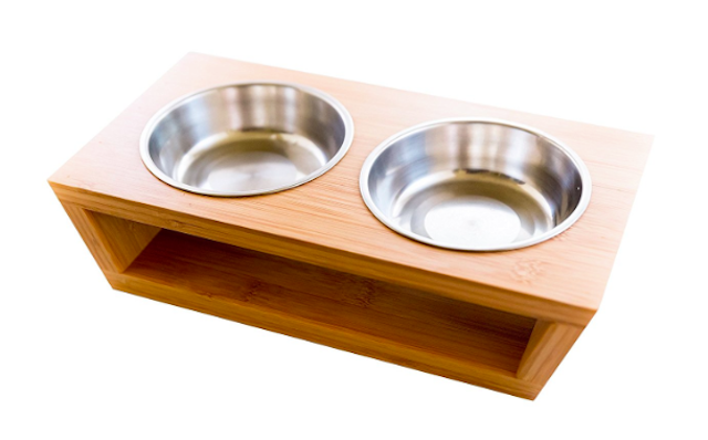 Raised Food Bowls For Small Dogs