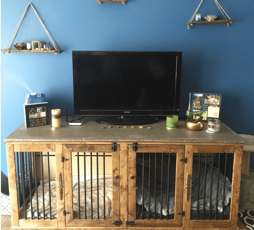 13 unbelievably cool dog crate hacks | the dog people by rover