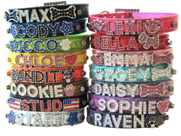 custom-bling-dog-collar