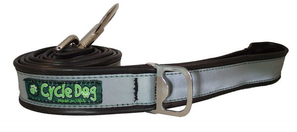 cycledog bottle opener reflective dog leash