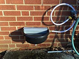 dog automatic outdoor waterer