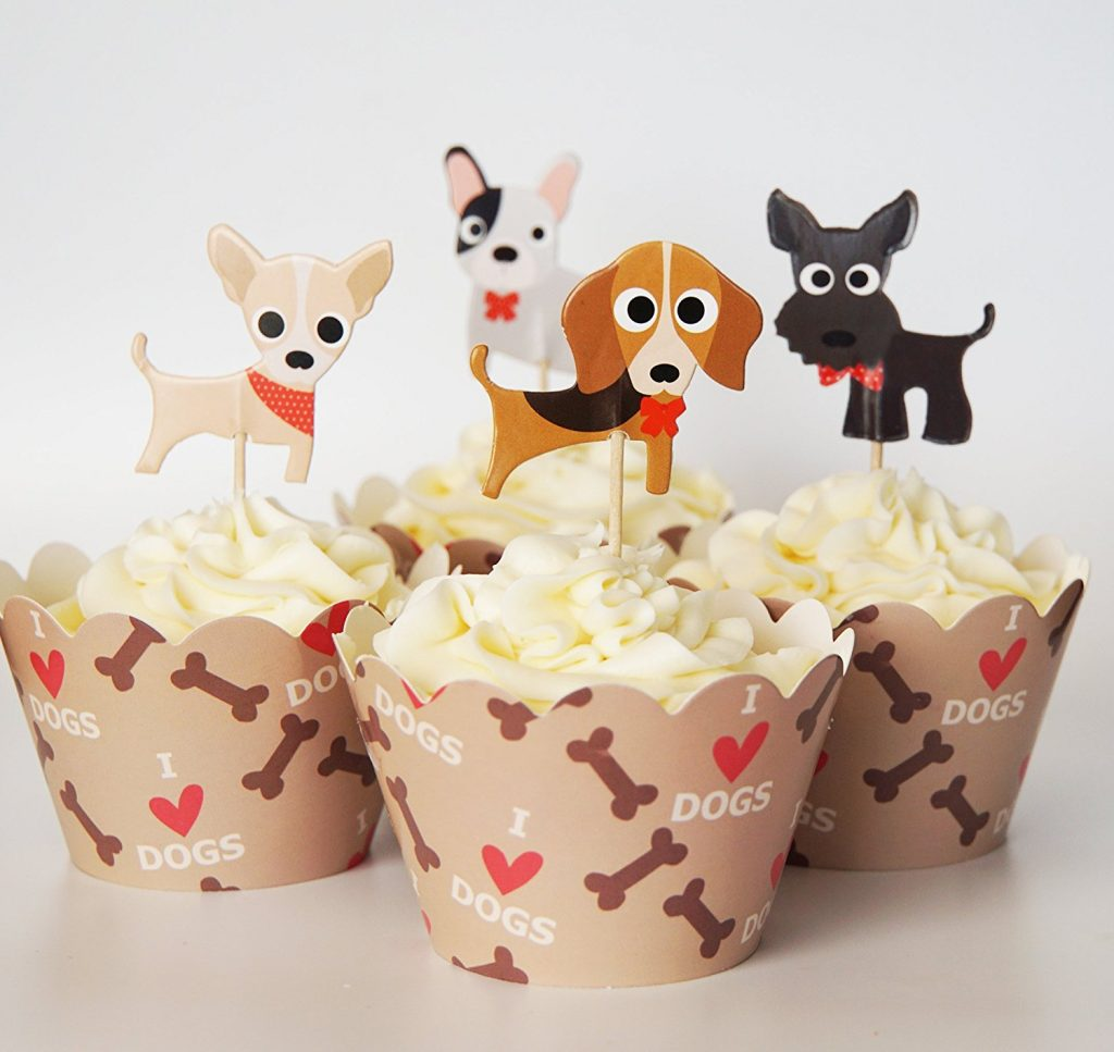 Dog Themed Baking Supplies