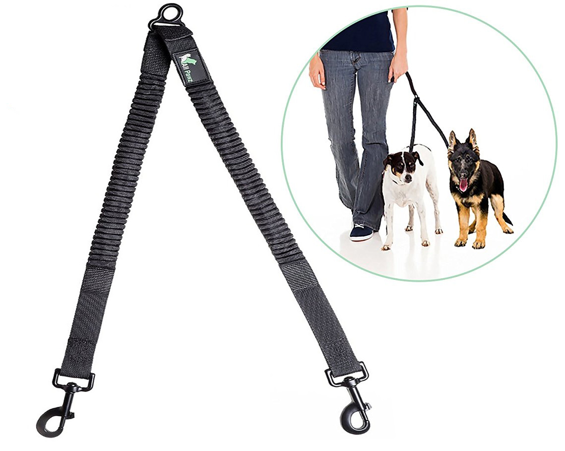 dog leash coupler