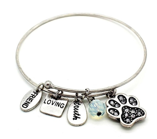 dog-lovers-bling-bangle