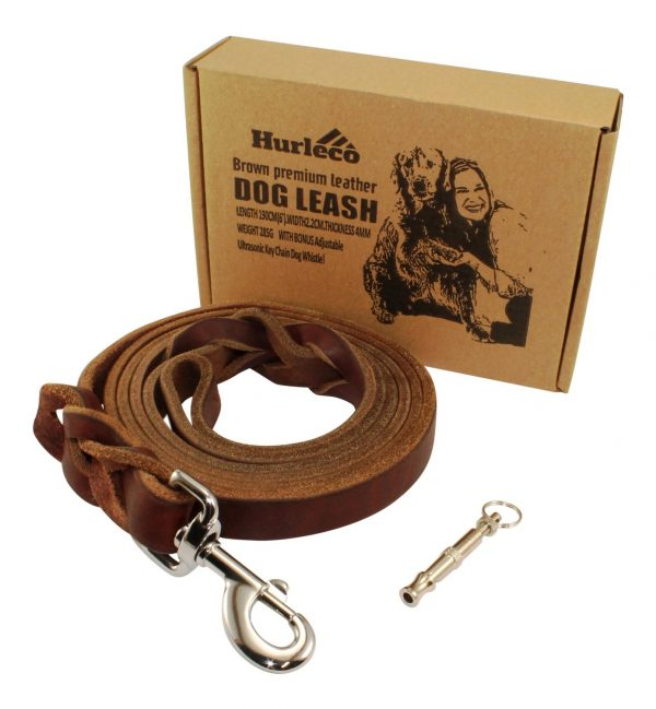 hurleco premium dog leash