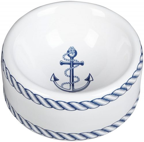 nautical ceramic dish