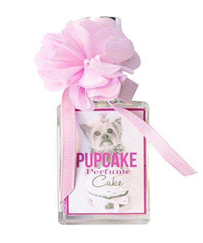 pupcake dog perfume