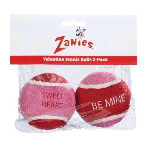 valentine tennis balls