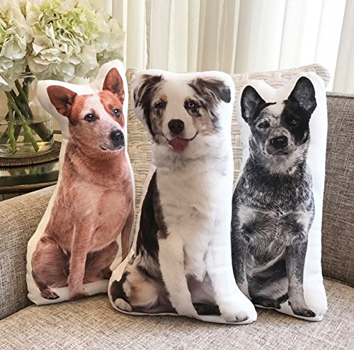 cushion co dog shaped pillows