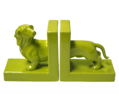 dog bookend dog mom gifts